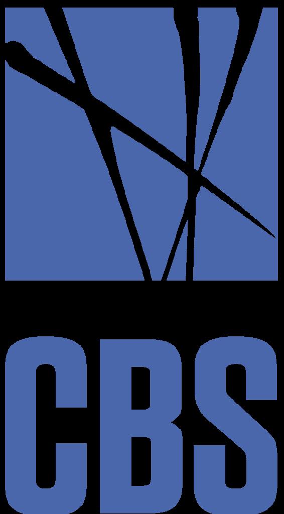 CBS's logo