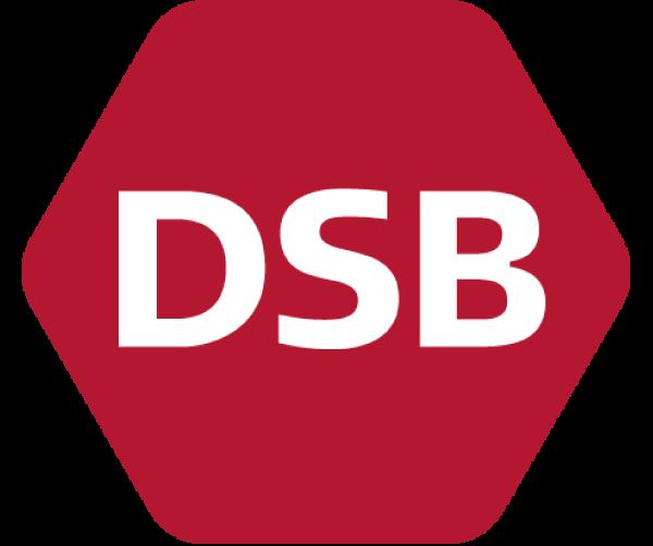 DSB's logo