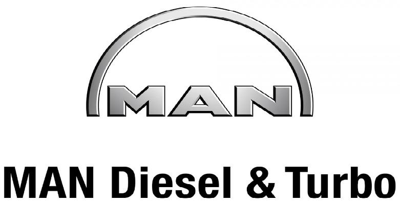 Man Diesel & Turbos logo